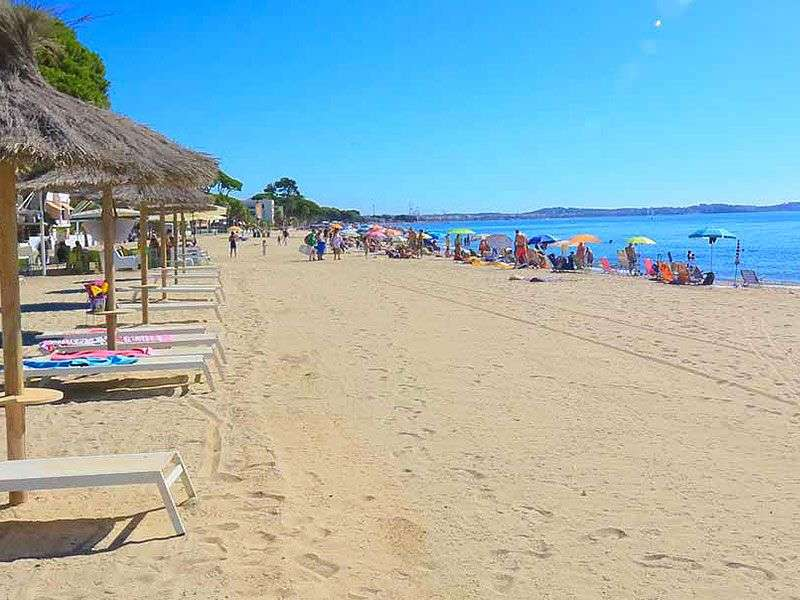 beaches in Cambrils