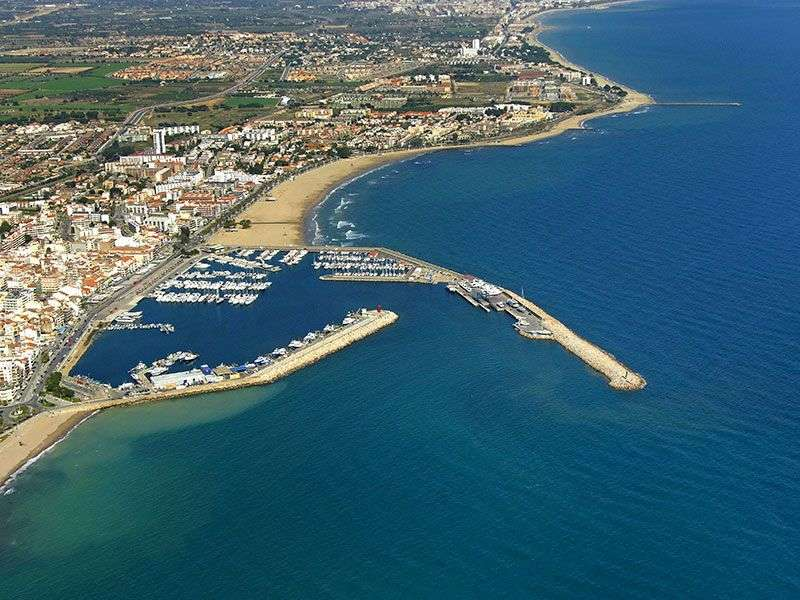 Ports in Sitges