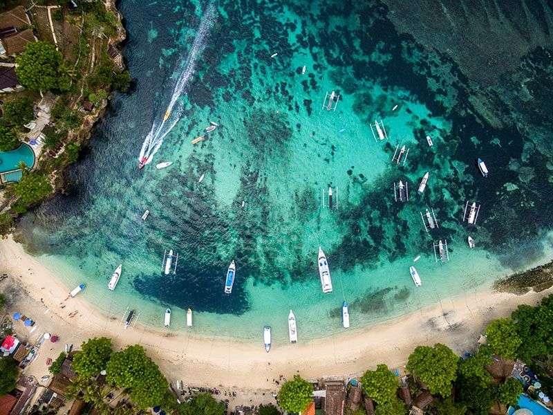 Sail in Antigua