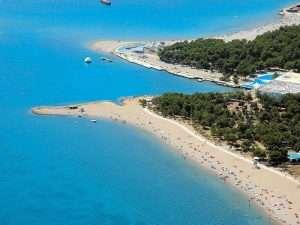 sibenik-beach