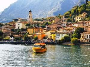 Yacht week in Lake Garda
