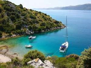 Boat tours in Dalmatia