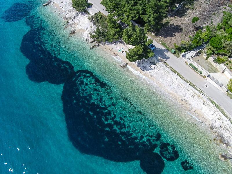 Coast of Martinscica