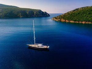 Podstrana sailing