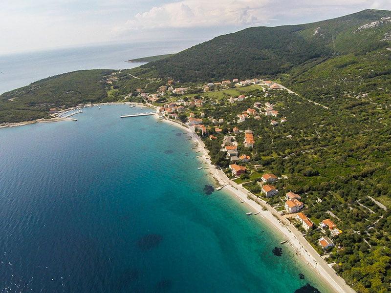 Yacht week in Martinscica