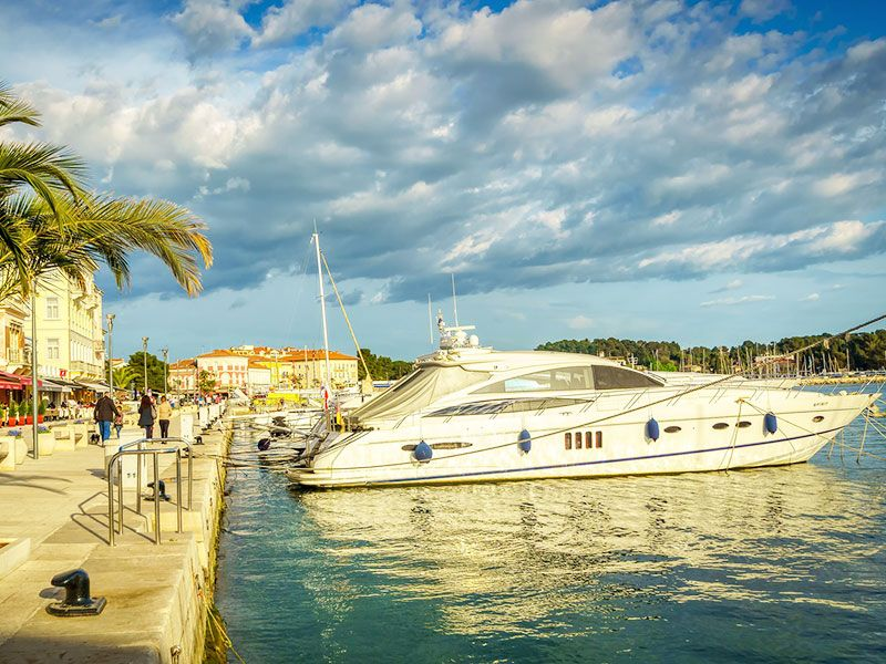 Port of Porec