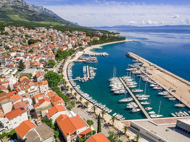 Ports in Dalmatia