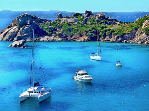 Porto Pozzo yachting