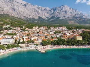 Yacht week in Baska Voda