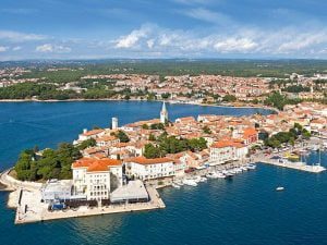 Yacht week in Porec