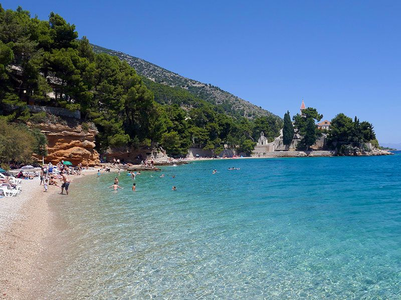 What to do around Brac