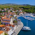Milna yacht week