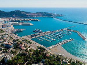 Montenegro sailing