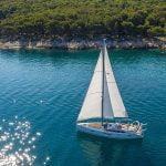 Sail in Brac