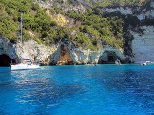 Sail in Corfu