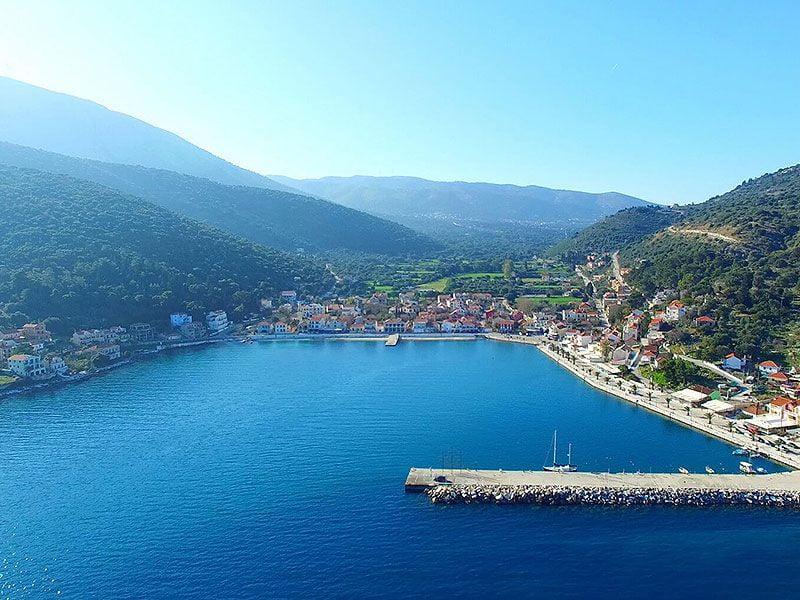 Agia Efimia yacht week