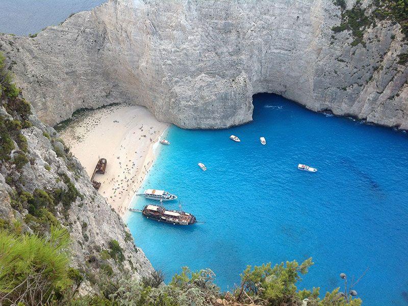 Bay of Zakynthos