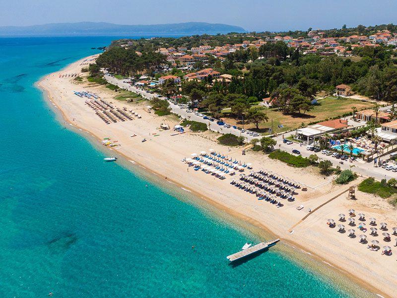 Beach of Skala