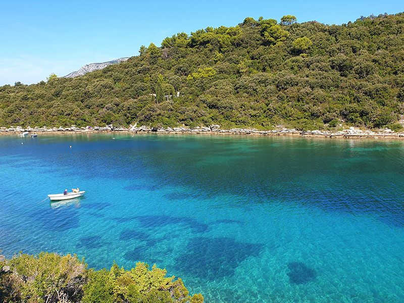 what to see in Korcula island