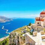 Cyclades yacht week