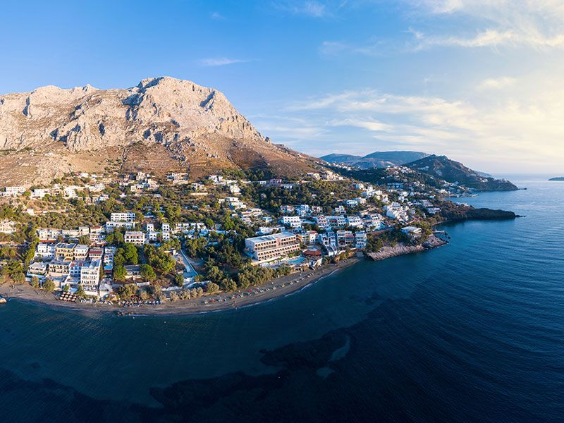 Coast of Greece