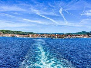 Korcula yacht week