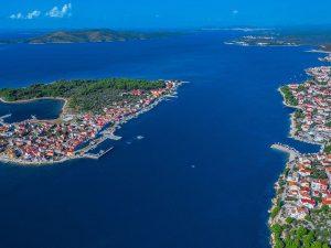 Sail from Split to Dubrovnik