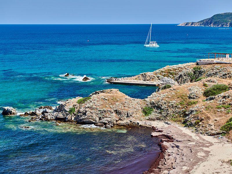 Sail in Chalkidiki