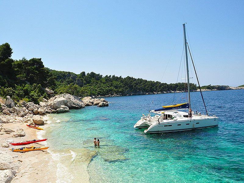 Sail in Seget Donji