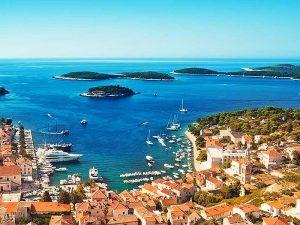 Sail Split to Hvar