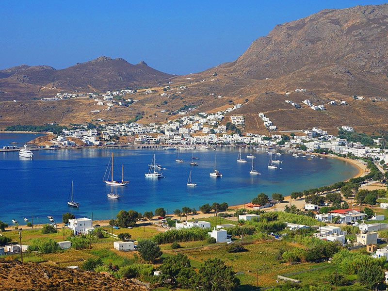 what to see in Serifos