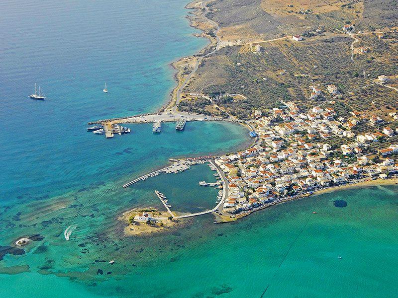 Yacht charter in Elafonisos