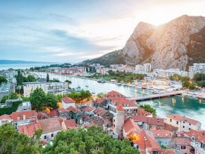Yacht week in Omis