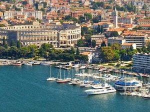 Yachtcharter Istria