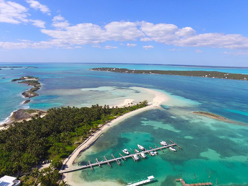 Elbow Cay yachting