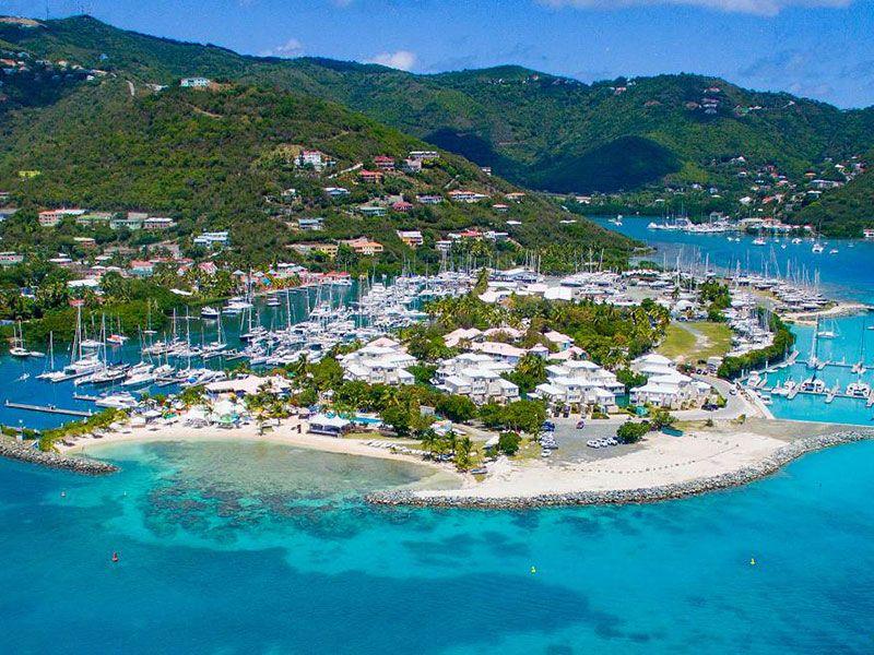 Sail in Tortola