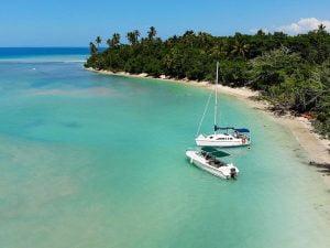 Sailing from Fajardo to Saint Thomas