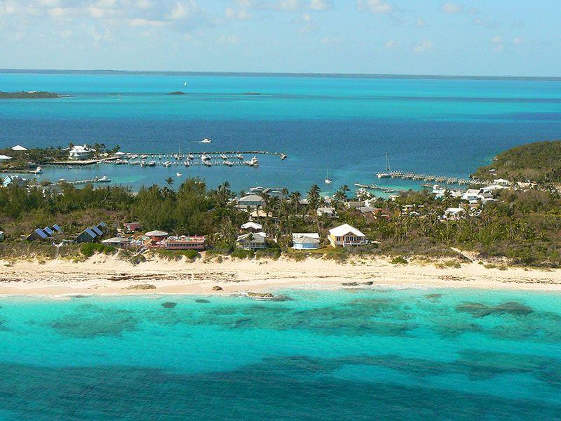 Yacht week in Guana Cay