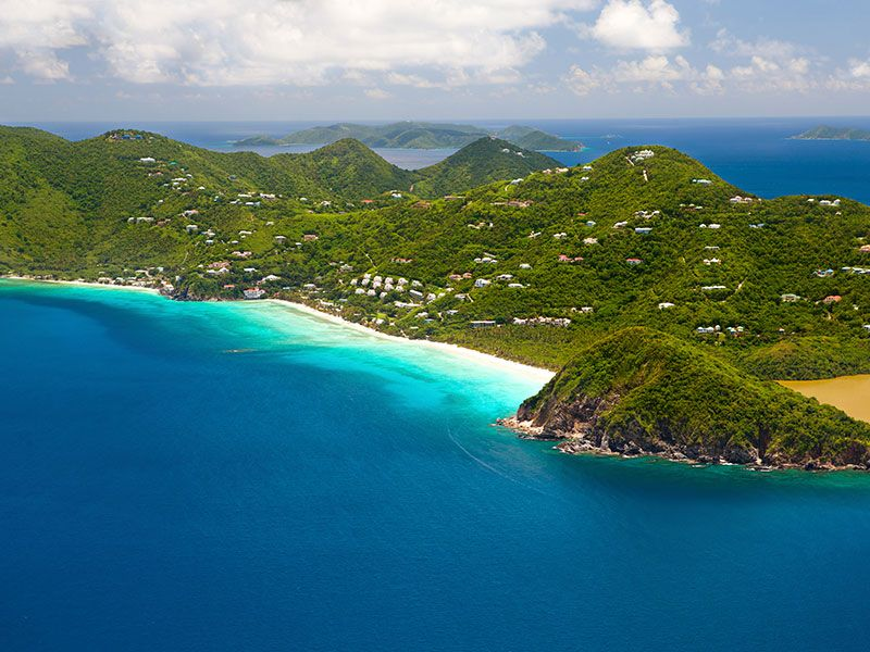 what to see in Tortola