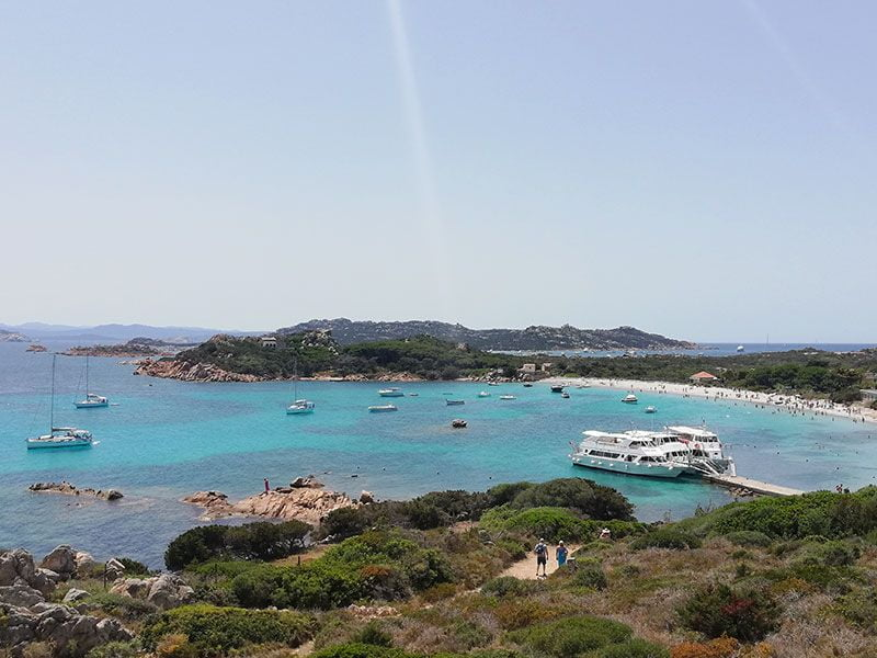 what to see in La Maddalena