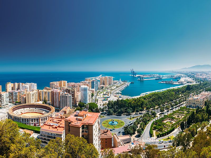 Malaga yacht vacation