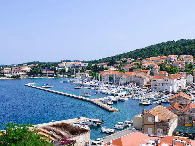 Marinas in Dalmatia