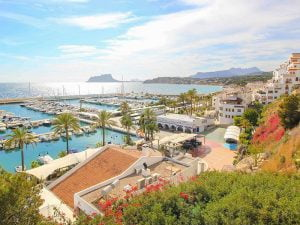 Moraira yacht week
