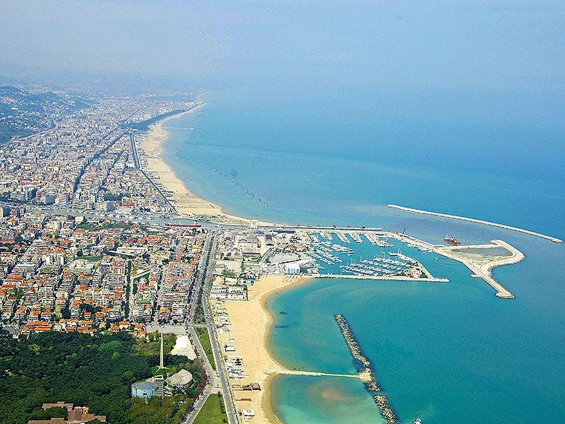 Port in Pescara