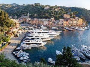 Port in Portofino