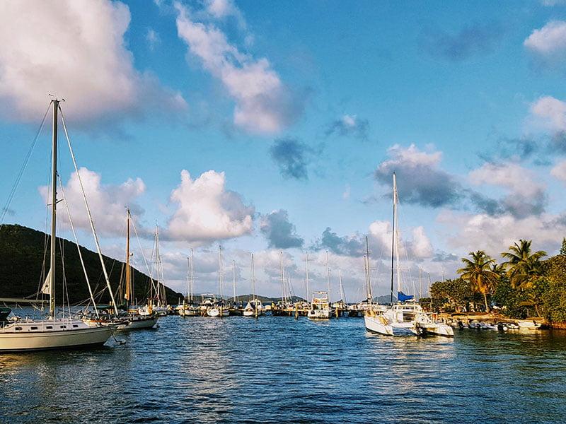 Ports in Saint Thomas