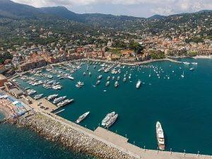 Port in Santa Margherita Ligure