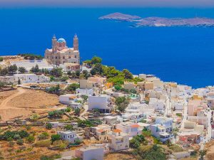 Syros sailing adventures