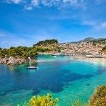 Yachting in Greece in September