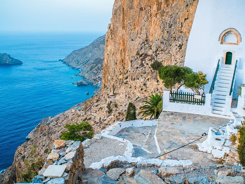 what to see in Amorgos